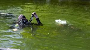 Underwater Airman