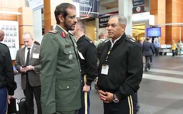 U.S. Army Central at AUSA Conference