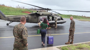 Joint Task Force - Leeward Islands wraps up humanitarian aid mission
