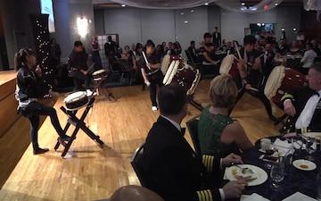Sasebo Celebrates Navy's Birthday