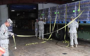 432nd Transportation Company Water Distribution