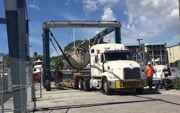 Tampa Bay Vessel Removal Operations