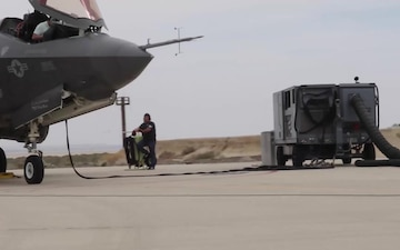 F-35 Eielson Debut