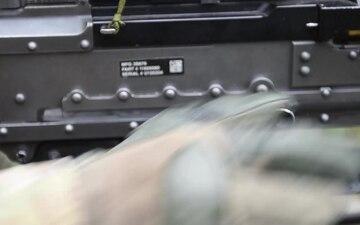 Ammo, M249, M240B close ups
