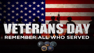 Air Force Reserve Command 2017 Veterans Day Message