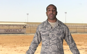 SSgt Kelvin Eusebio Shout Out - Pittsburgh Steelers