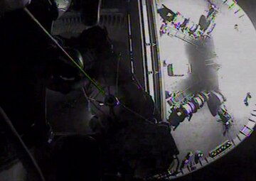 Coast Guard medevacs man from 655-foot vessel near Cold Bay, Alaska