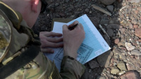 EARF Practices Land Navigation