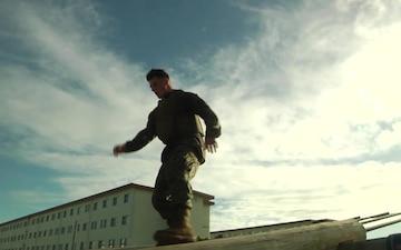 Camp Hansen Marine Martial Arts Instructor Course