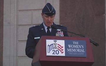 Oklahoma Servicewomen honor past to inspire Future Generations