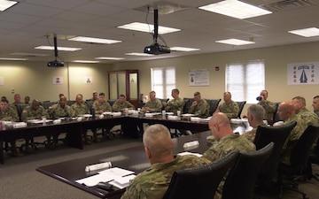 SMA Dailey Visits New Brigade