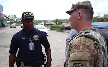 Brig. Gen. Deborah Howell details the 'relevance of National Guard' post-storms