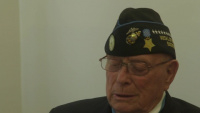 "CWO 4 Hershel ""Woody"" Williams"