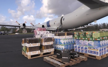 CBP Field Operations Support of Hurricane Maria