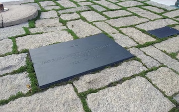 Arlington National Cemetery - Kennedy Grave