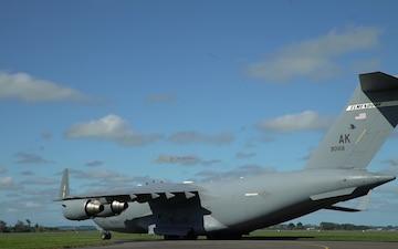 Southern Katipo 17 C-17 Takeoff