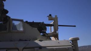 1st Law Enforcement Battalion pre-deployment work-up B-ROLL