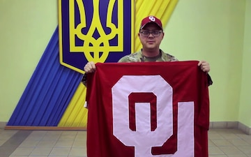 Bedlam shout out: Spc. Loran Hatfield