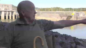 Bowman recounts Cordell Hull Dam construction