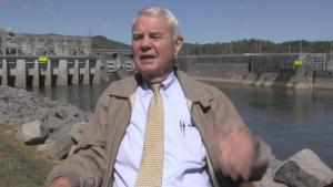 Birdwell recalls Cordell Hull Dam history