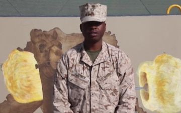 Marine Sgt. Cleon Joyner, Jr. - Veterans Day Shout out
