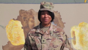 Spc. Coleman - Veterans Day Shout out