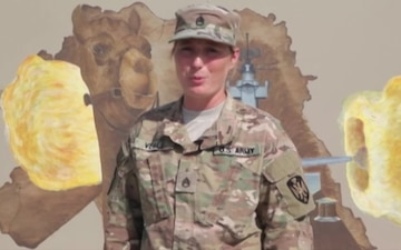 Staff Sgt. Veale - Veterans Day Shout out