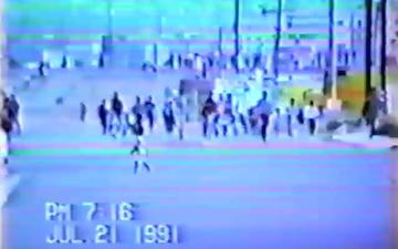Border Patrol Historical Archival Footage Reel 1