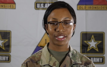 Pfc. Alisha Drew - Holiday Greetings