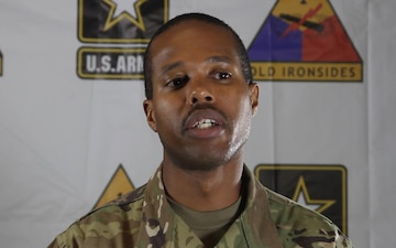 SSG Breon Rhone - Holiday Greetings