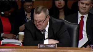 DoD Official Testifies at Senate Hearing on Federal Hurricane Response