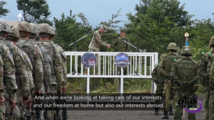 Defense Leadership Highlights Importance of International Cooperation
