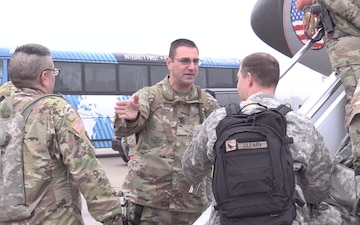 Illinois National Guard Supports Hurricane Recovery Efforts