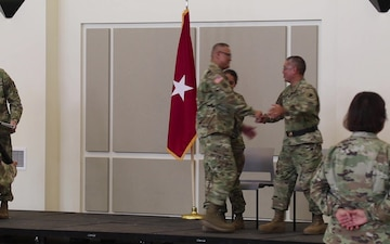 Change of Responsibility for the Hawaii Army National Guard