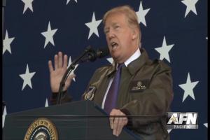 Pacific Update - POTUS Speaks to Troops