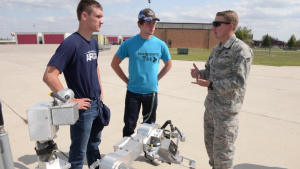 ND Air National Guard Enlistment Steps