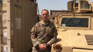 Veterans Day Greetings from Staff Sgt. Michael Murphy at Contingency Location Garoua, Cameroon