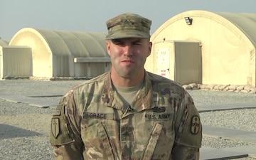 Sgt. Dylan Grace