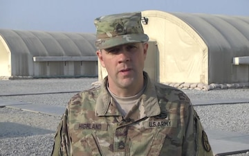 Sgt. 1st Class Charles Highland