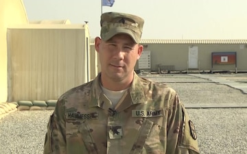 Sgt. Justin Haumesser