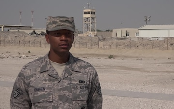 """Staff Sgt. Brandon Griffin's Veteran's Day """"Shout Out"""""""