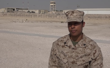 "Sgt. Thamy Morales Veteran's Day ""Shout Out"""