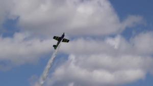 Thunder Over South Georgia 2017 - MX-2 Stunt Plane