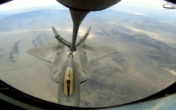 Aviation Nation: F-22