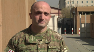 Georgian Army: The Guardians of Resolute Support, Afghanistan