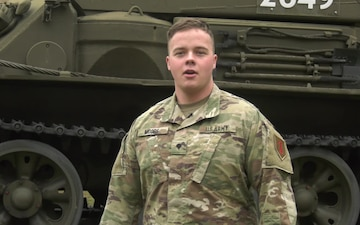 Spc. Mark Moore Houston Texans Shout-out