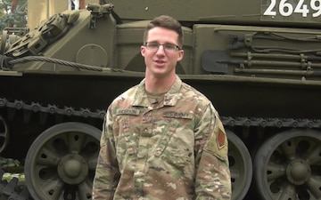 Spc. Mason Anderson, Houston Texans Shout-out