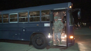 108th Security forces return from Virgin Island relief efforts