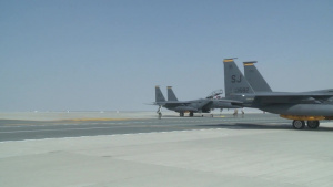 DAS 17: AFCENT F-15 Staging