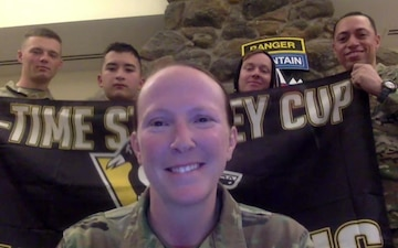 Pittsburgh Penguins Interview - Live Feed